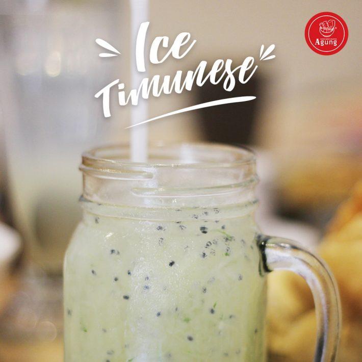 Es Timunese Minuman Khas Semarang Kuliner Bakso Agung